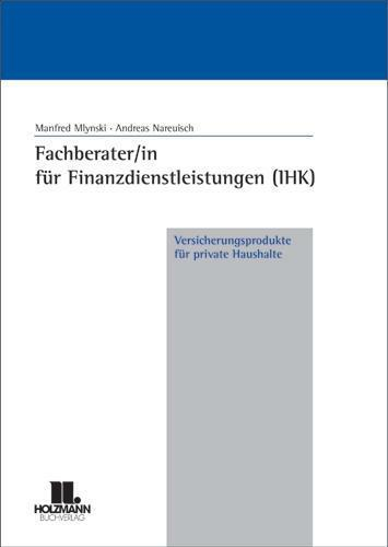1 von 1 - Fachberater/in für Finanzdienstleistungen (IHK) von Andreas Nareuisch und...