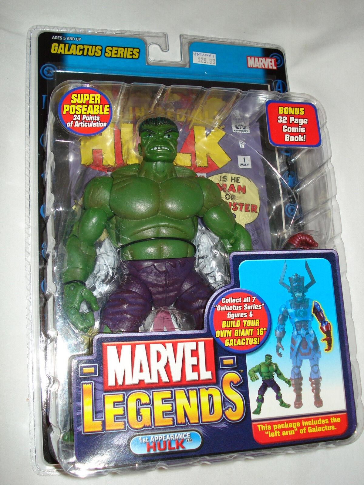 Marvel - legende hulk actionfigur variante