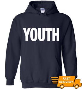 Details about Shawn Mendes Youth Hoodie Sweatshirt Navy Gildan Size S-3XL