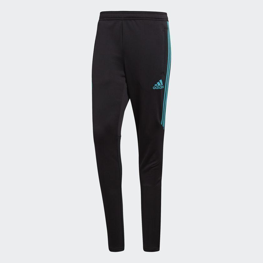 Adidas Real Madrid Pantalones Entrenamiento 2017 18 negro