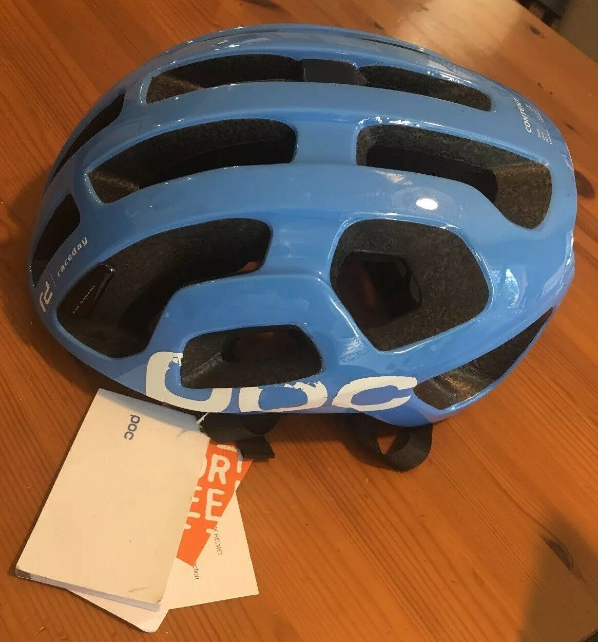 POC Octal (CPSC) Bike Helmet, Garminum bluee, Small