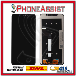 LCD Display For Xiaomi Redmi Note 6 Pro M1806E7T Touch Screen Glass Black