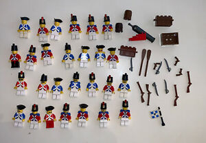 Weapons Armada Imperial Guards Pirates LEGO Pirates  Minifigures LOT