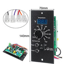 120V Upgrade Digital Thermostat Controller Board For Traeger Wood Pellet Grill