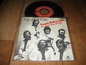Rubettes-A-Sugar-baby-love-B-You-could-have-told-me-2816