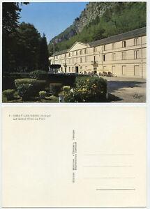 45352-Ussat-les-Bains-Grand-Hotel-du-Parc-alte-Ansichtskarte