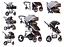 3-in1-bebe-poussette-siege-auto-poussette-systeme-de-voyage-Buggy-Poussette miniature 23