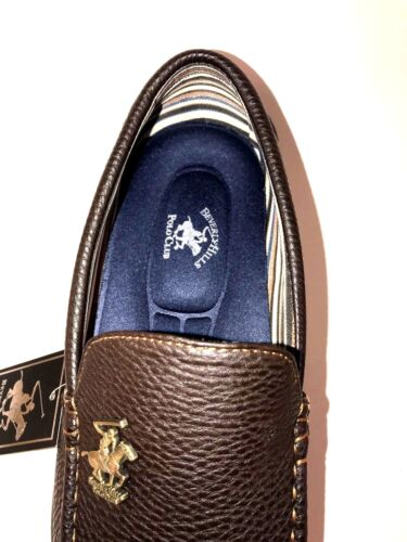 Beverly Hills Polo Club BP91476 Men/'s Slip On Loafers Choose Sz//Color