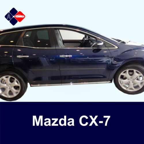 Mazda CX7 Rubbing StripsDoor ProtectorsSide Protection Mouldings Body Kit