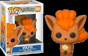 Pokemon Vulpix Pop RS -FUN46863-FUNKO Vinyl
