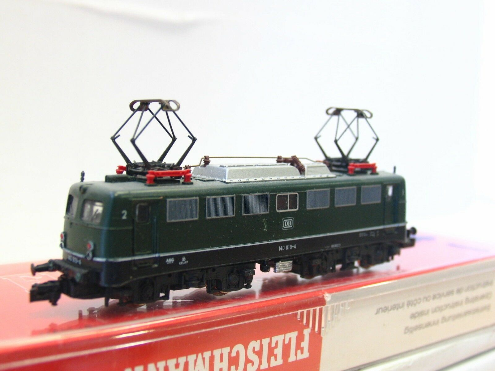 Fleischmann N 7334 E-LOK BR 140 819-4 DB OP (v6511)