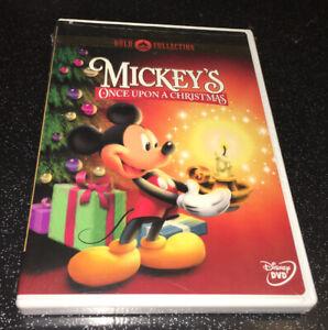 Once Upon A Christmas DVD Walt Disney