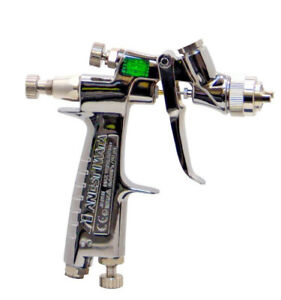 ANEST IWATA LPH80 124G Mini Gravity Feed Spray Gun without Cup LPH-80-124G