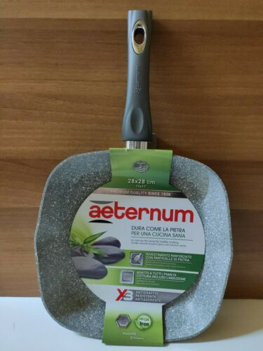 Bistechiera Aeternum stone cm 28×28 suitable for all plans Cooking...