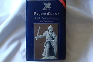 Figurine-kit-90mm-Pegaso-Chevalier-normand-1180