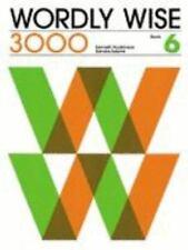 Wordly Wise 3000 Book 6, Grade 9 Student Book, Hodkinson, Kenneth, Adams, Sandra