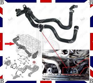 Fiesta Fusion 206 207 C2 C3 1.4 Tdci Radiator Water Manifold Intake Hose Pipe