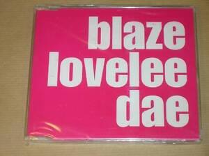 RARE-MAXI-CD-6-TITRES-BLAZE-LOVELEE-DAE-NEUF-SOUS-CELLO
