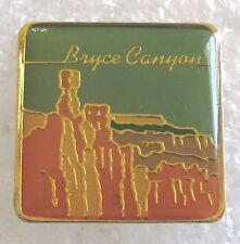 Bryce Canyon National Park Travel Souvenir Collector Pin - Utah