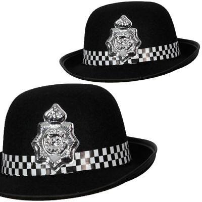 Britisch Polizist Damen Kostüm Hut Wpc Polizistin Erwachsene Neu Harmonische Farben
