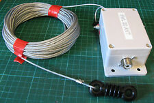 Short Wave Listener Antenna 20 HF Receiver Long wire Antenna Scanner Antenna HF