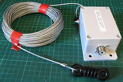 Short Wave Listener Antenna HF Receiver Long wire Antenna Scanner Antenna HF