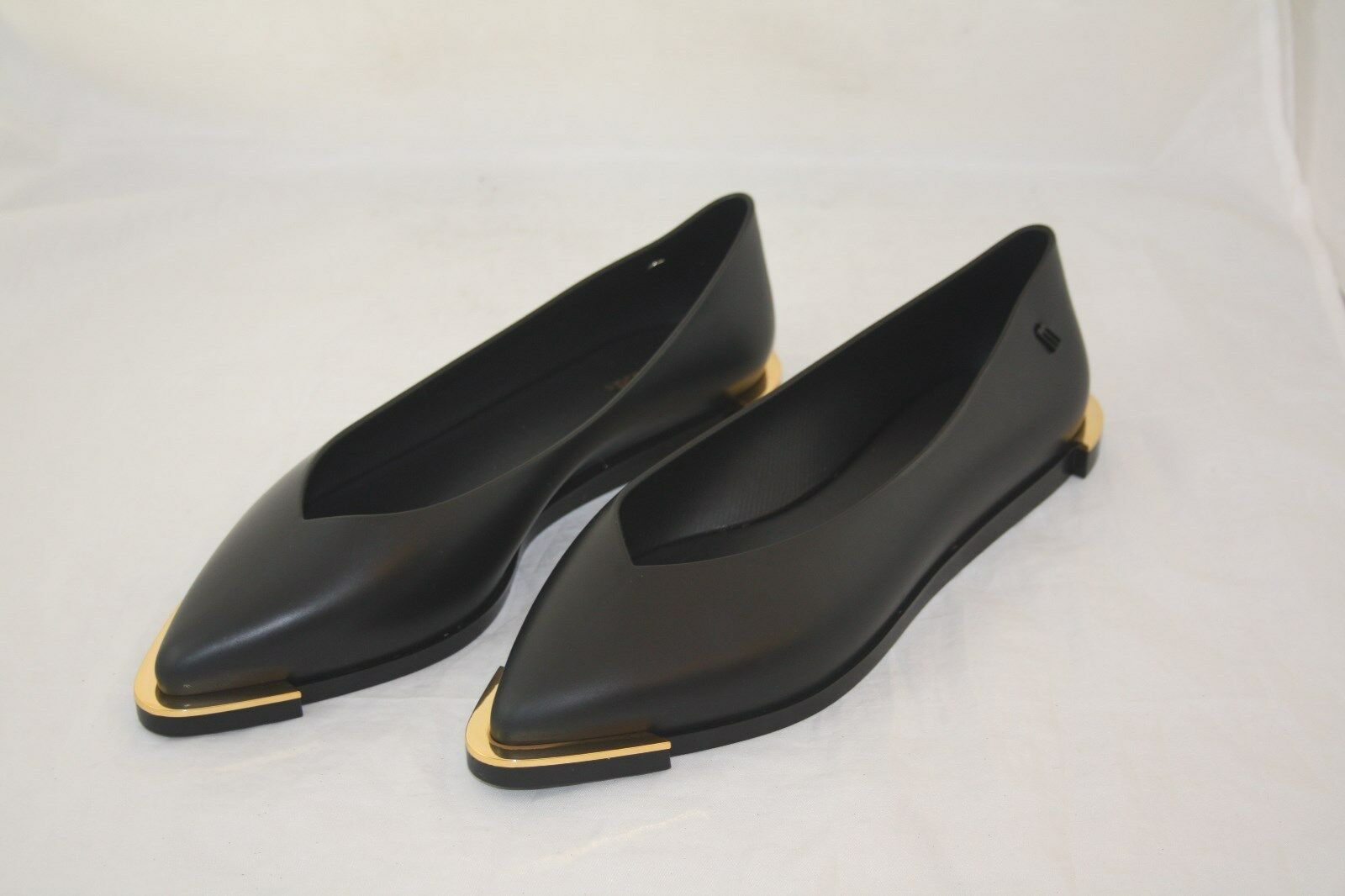 NEW  31475 01003 MELISSA SPICE SP AD 01003 31475 BLACK SLIP ON SIZE 9 571585