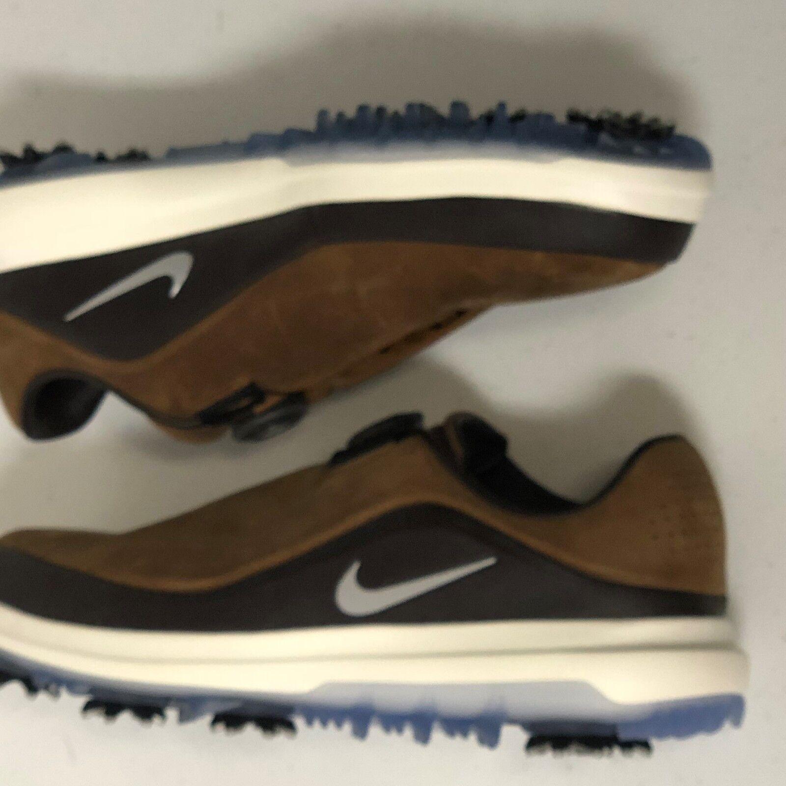Nike zoom precisione sz boa scarpe da golf sz precisione 10 autentico ah7101 200 nessuna scatola e03625