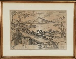 POMPEII-ENGRAVING-COPPER-ON-PAPER-GEORGIUS-HOFNAGLIUS-1578