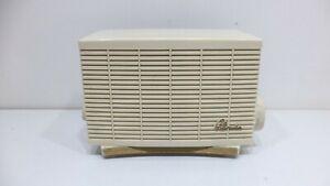 Vintage-Sylvania-Radio-Phone-Speaker-Model-1102-WHITE