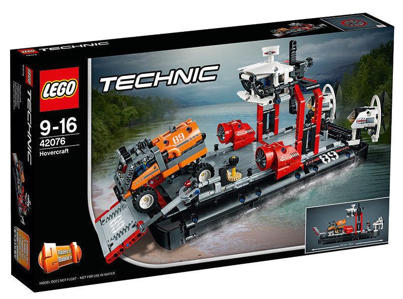 42076 LEGO TECHNIC Hovercraft