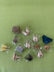 Integrity-Toys-Lot-Of-Doll-Hands-Fashion-Royalty-Nu-Face-Accessories-Underwear