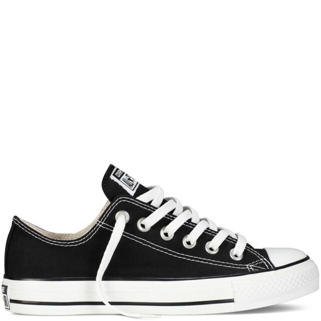 best loved 7134d 2972e ... 6 rare sneakers 39 us 8 low cost converse mens black chuck taylor all  star low top trainers m9166c uk 59712 d94fb ...