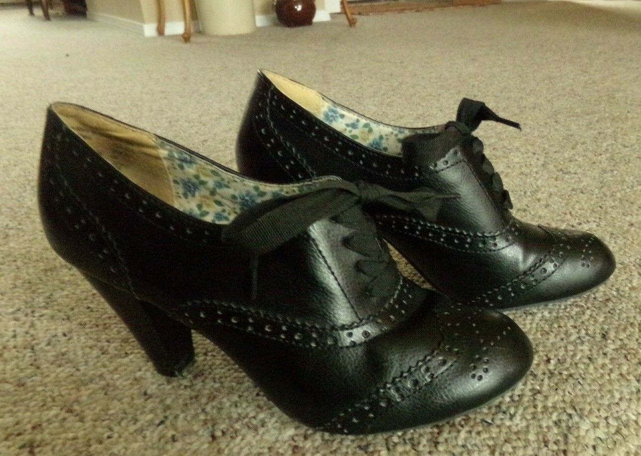 Women's American Eagle Shoes Heels Black 8.5