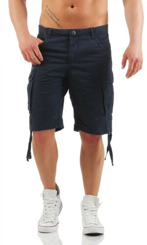 CHOP Cargo Shorts Kurze Hose NEU JACK /& JONES Bermuda Jeans