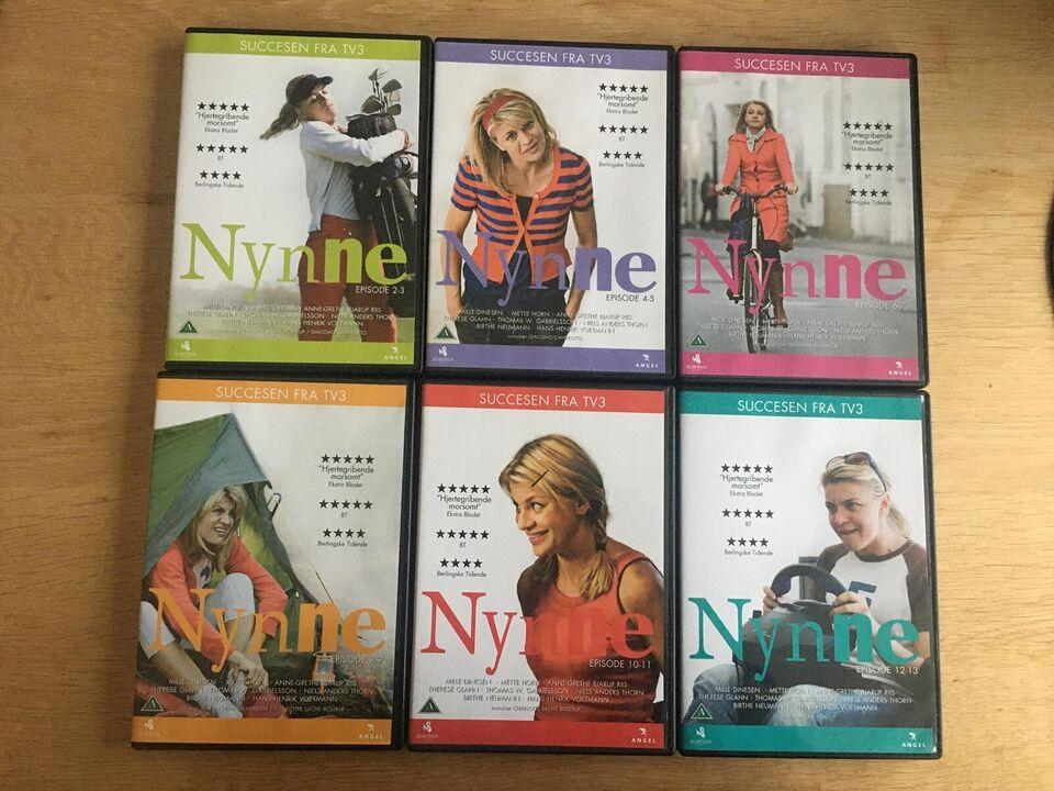 Nynne, DVD, komedie
