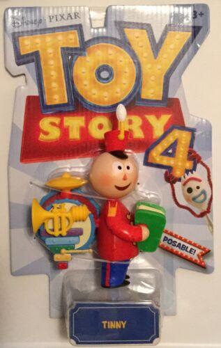 """DISNEY Toy Story 4 Posable 8"""" Forky BoPeep Bunny Ducky Buzz Woody Tinny Duke"""