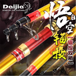 Super  heavy , throwing type Mutiple purpose Long Distance Cast spinning tele rod  fast shipping and best service
