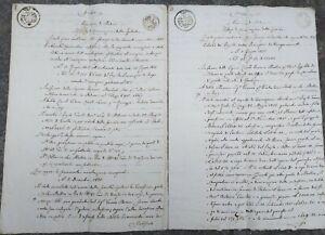 1851-176-LOTTO-DUE-DOCUMENTI-SAN-MARTINO-IN-RIO-REGGIO-EMILIA-SU-CARTA-BOLLATA