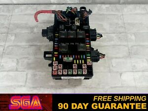 ac fuse box 2005 ford expedition navigator fuse box relay junction 5l1t 14a067  navigator fuse box relay junction 5l1t