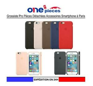Coque Etui Silicone iPhone Protection 6 6s 7 8 Plus Se X XS  XR 11 12 Pro Max