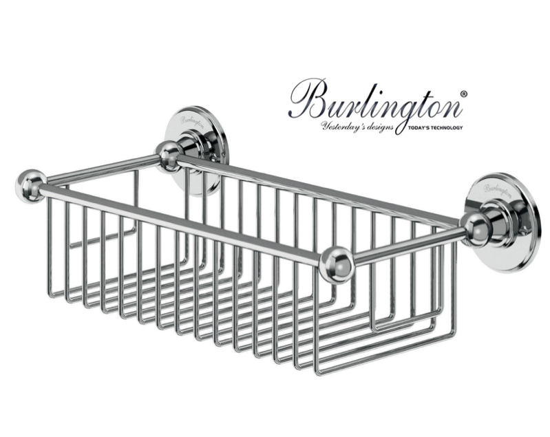 Burlington salles de bain profond panier métallique A23CHR