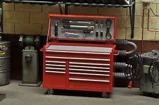 Werkstatt Werkzeugwagen Werkzeug Wagen Modellauto Diorama Deko Zubehör Set 1/18