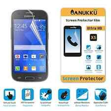 3x PELLICOLA PROTETTIVA per Samsung Galaxy Ace Style G357 FRONTE + PANNO