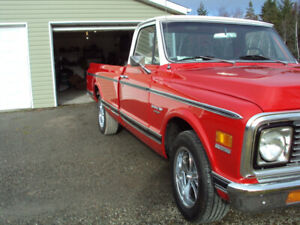 1971 Chevy C10,,Real Beauty