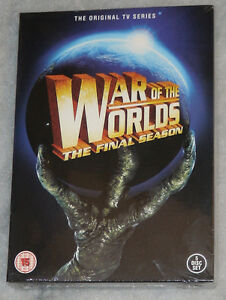 War-Of-the-Worlds-The-Final-Season-2-Two-DVD-Box-Set-BRAND-NEW-amp-SEALED