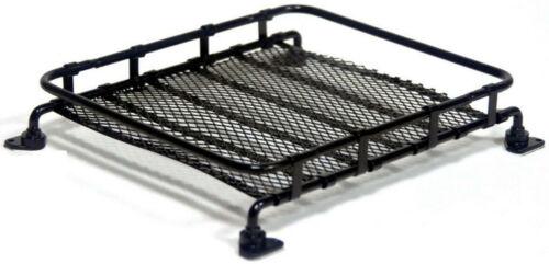 1//10 Scale R//C Metal Roof Rack 100x120mm for Tamiya CC01//CR01 F350 pajero//TF2