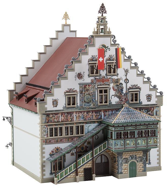 Faller 130902 antiguo ayuntamiento,, Lindau,,