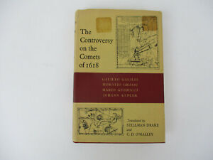 Comets Controversy 1618 Astronomers Science Philosophy Galileo Kepler 1960