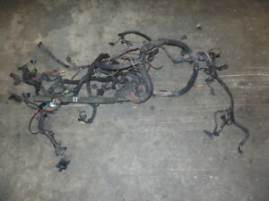 1986 corvette engine wiring harness a t c68 gm 8818 gm 12048818 rh ebay com